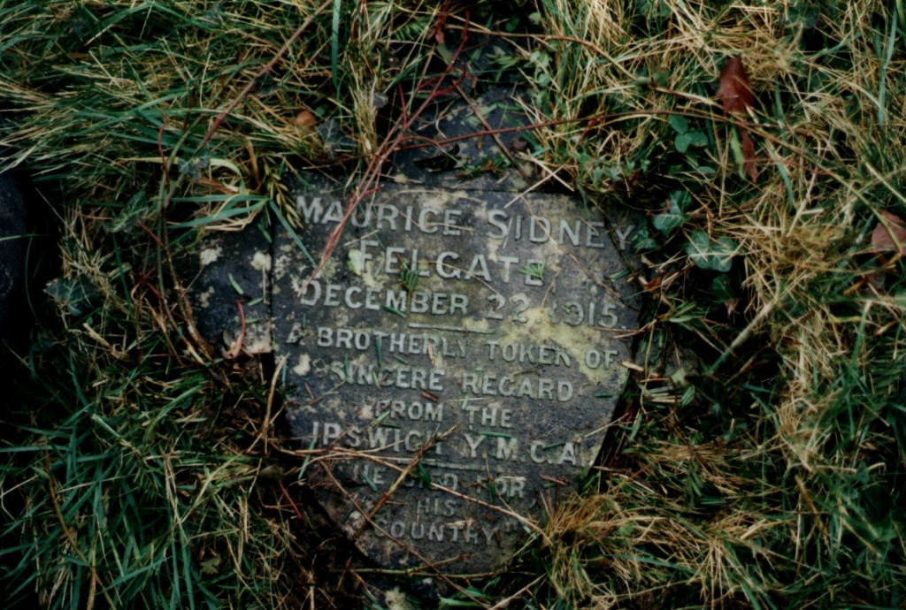 Felgate memorial