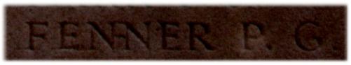 Fenner PG name