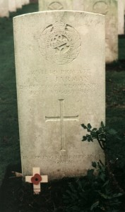 Jarman AJ grave