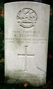 RPenfold grave