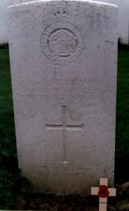 Sharman SC grave