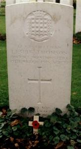 Thomson L grave