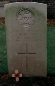 Durman D grave