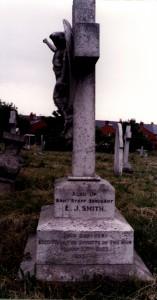 EJSmith grave