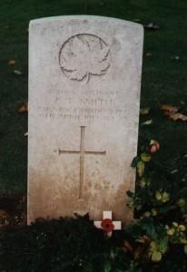 Smith CT grave