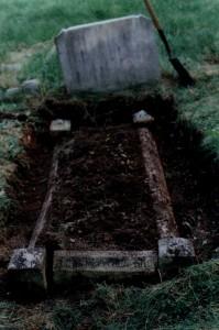 Stapley grave