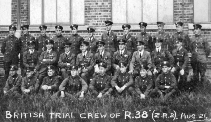 Picture provided by Andrew Bird RAF Museum, London. Victor Houghton Wicks is believed to be in this picture.